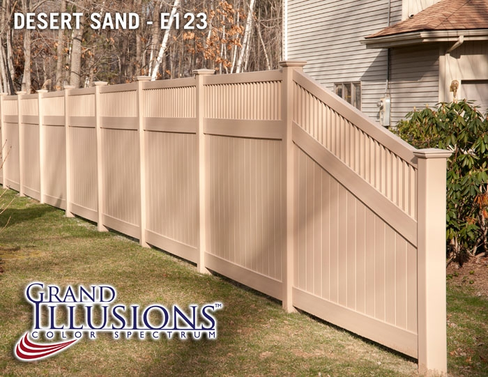 desert-sand-matte-finish-vinyl-fence-panels